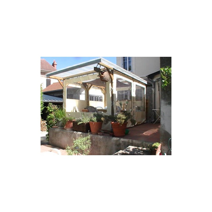 Bache veranda lower bache house balcony leominster with - Leroy merlin chateauroux ...