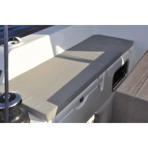 Coussins de carré pour bateau