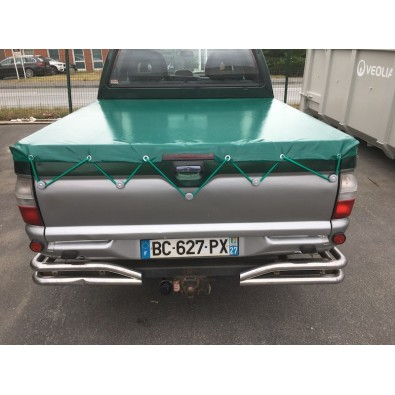 Bâche de pick up sur mesure