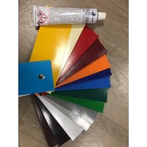 Large gamme de couleur en PVC