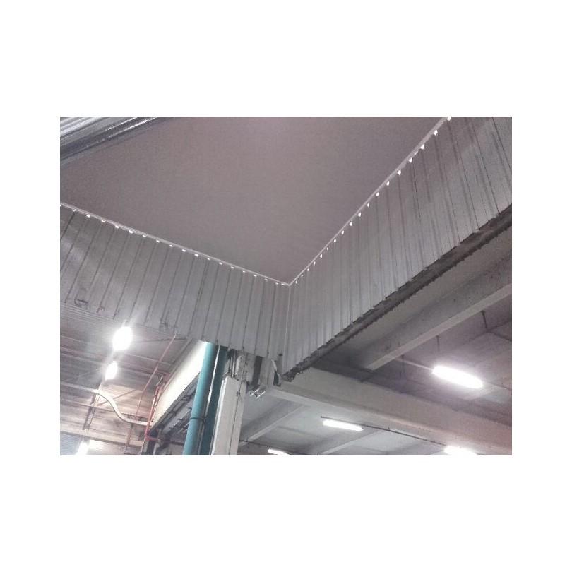 Plafond tendu en b che nord b ches for Bache pour bassin dans le nord