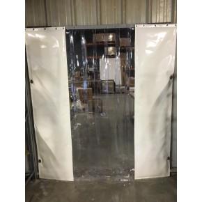 Porte à lamelle et bâches isothermes