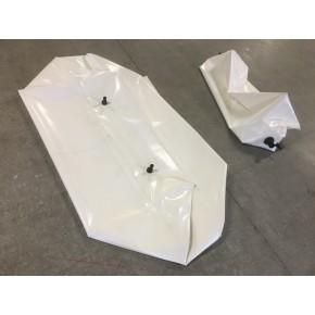 Citernes à eau potable pour compartiments de voilier