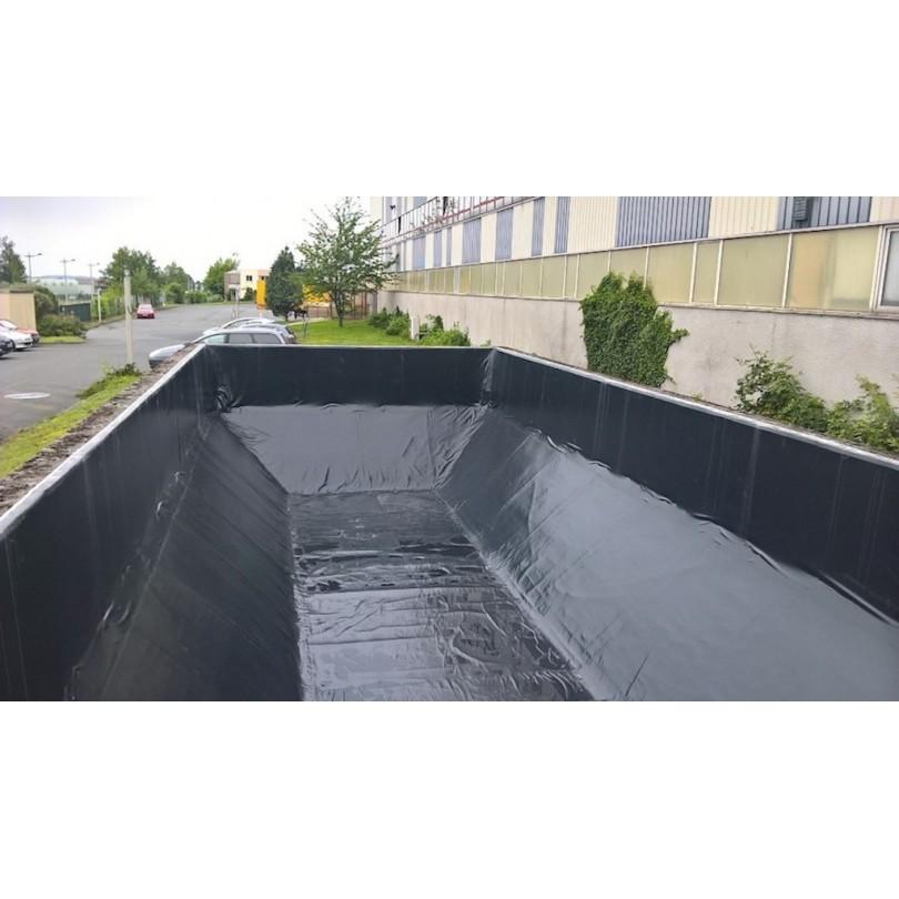 B che pour bassin de r tention d 39 eau nord b ches for Bache pour bassin botanic