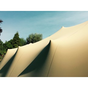 Toiles de tentes Stretch Nomade sur mesure