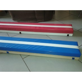 Coussin en PVC pour exercices de gymnastique