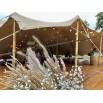 Tente Nomade pour un mariage et vin d'honneur réussi