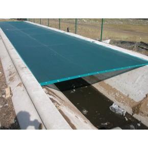 Filet pour protection eaux