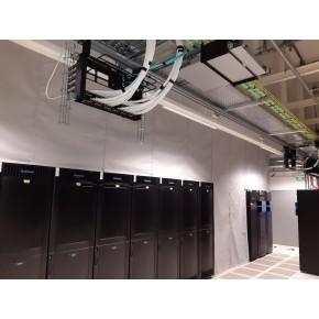 Bâches anti feu fibre de verre pour habillage dans un Data Center