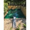 Bâche plate PVC 900g/m2 pour réalisation d'un contenant à eau