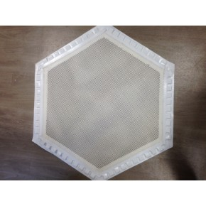 Bâche de trampoline aquatique de forme ronde