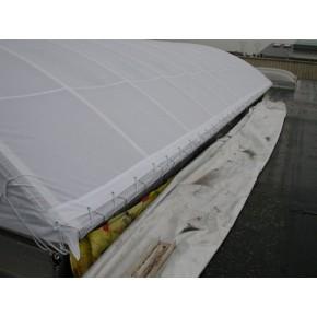 Couverture de skydome en grille micro perforée