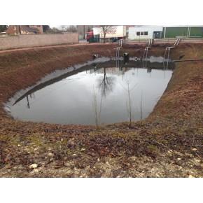 B che pour bassin de r tention d 39 eau nord b ches for Bache de bassin qui fuit