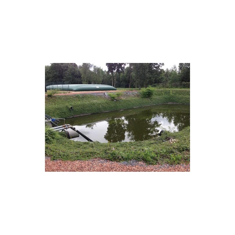 B che pour bassin de r tention d 39 eau nord b ches for Vente de bache pour bassin