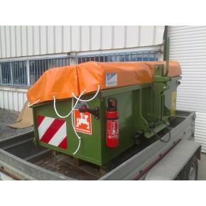 Housse pour matériel agricole