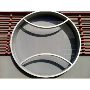 Grille PVC  tendue