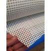 PVC en grille 800g/m2 extrêmement résistant